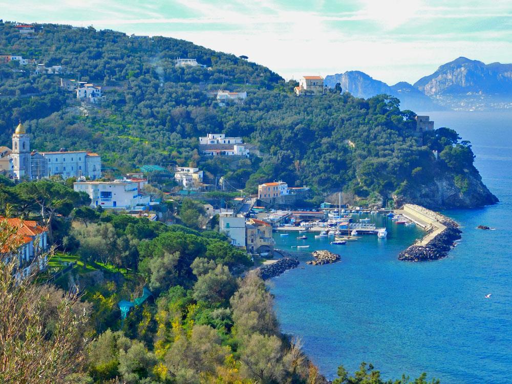 Agriturismo sorrento costiera amalfitana for Soggiorno costiera amalfitana